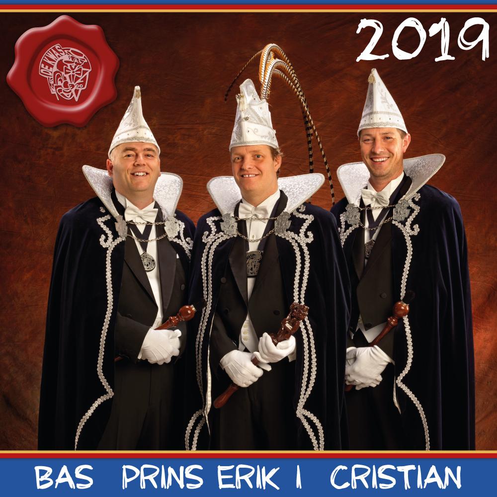 Wae wuurt ut trio 2019?