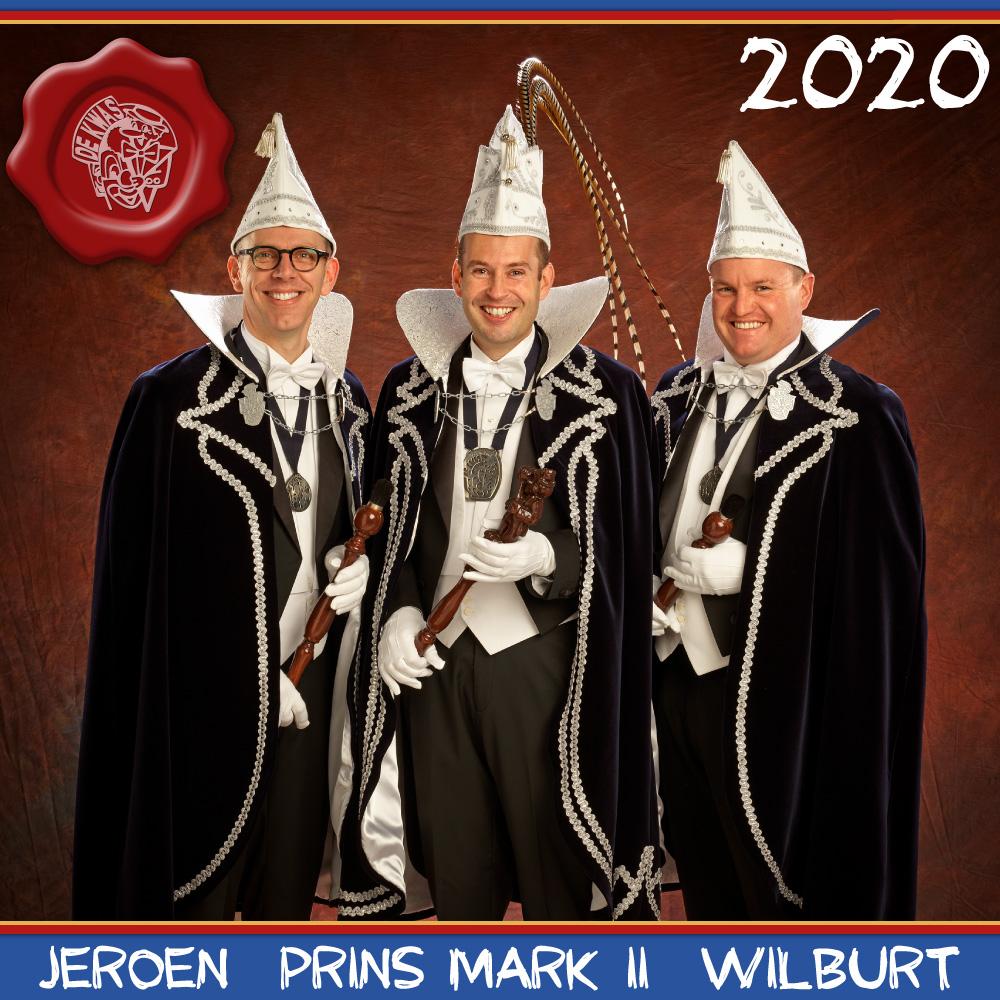 V.G. De Kwas - Trio 2020