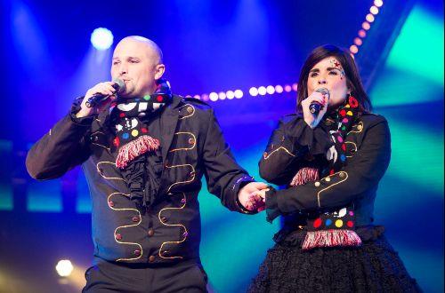 Bjorn & Mieke op Pallesaotebal