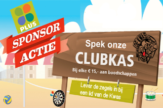 Sponsoractie PLUS Benders