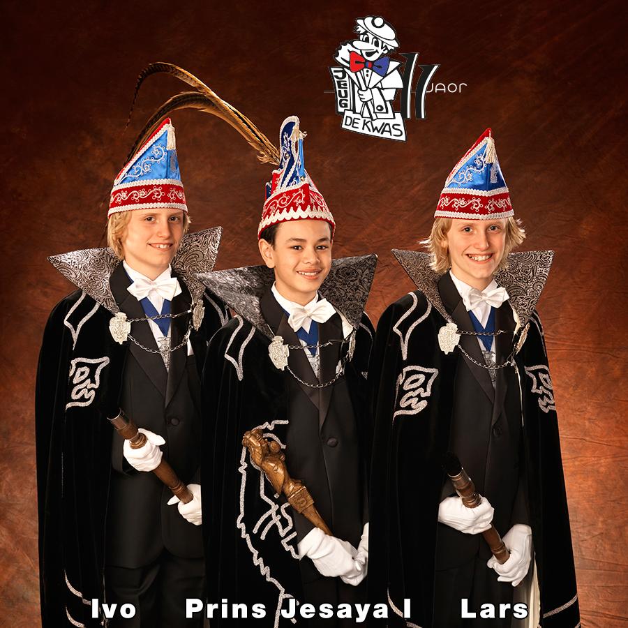 Trio van 2013