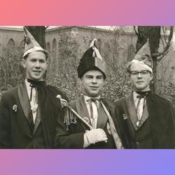 Trio van 1960