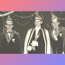 Trio van 1963