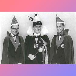 Trio van 1964