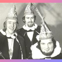 Trio van 1973