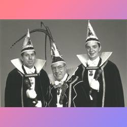 Trio van 1986