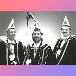 Trio van 1990